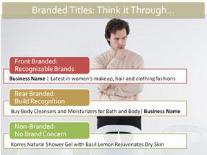 Branded titles