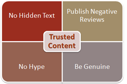 More about trusted content